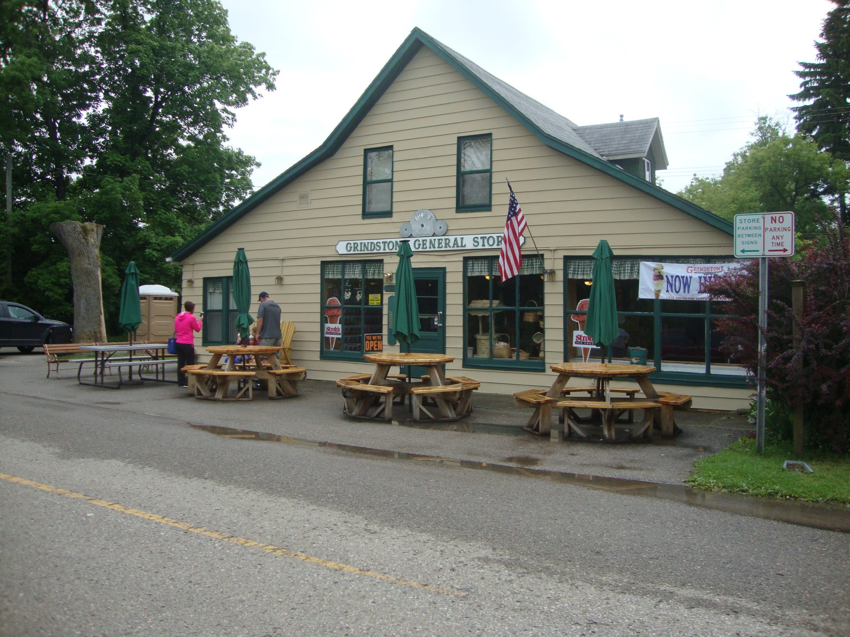 Grindstone General Store Grindstone City Michigan