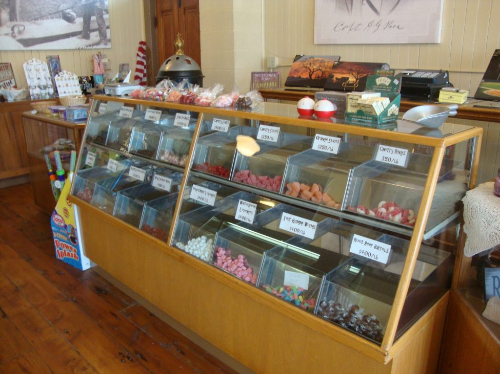 Rybec Candy Counter