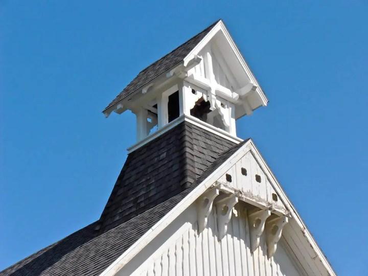 White-Church-Gallery-Grindstone-City-Michigan