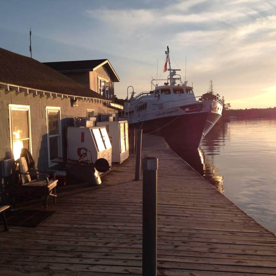 Copper Harbor Queen IV