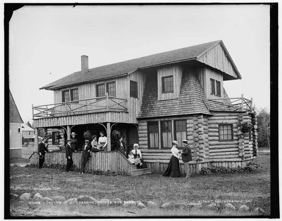 Aux Barques Cottage