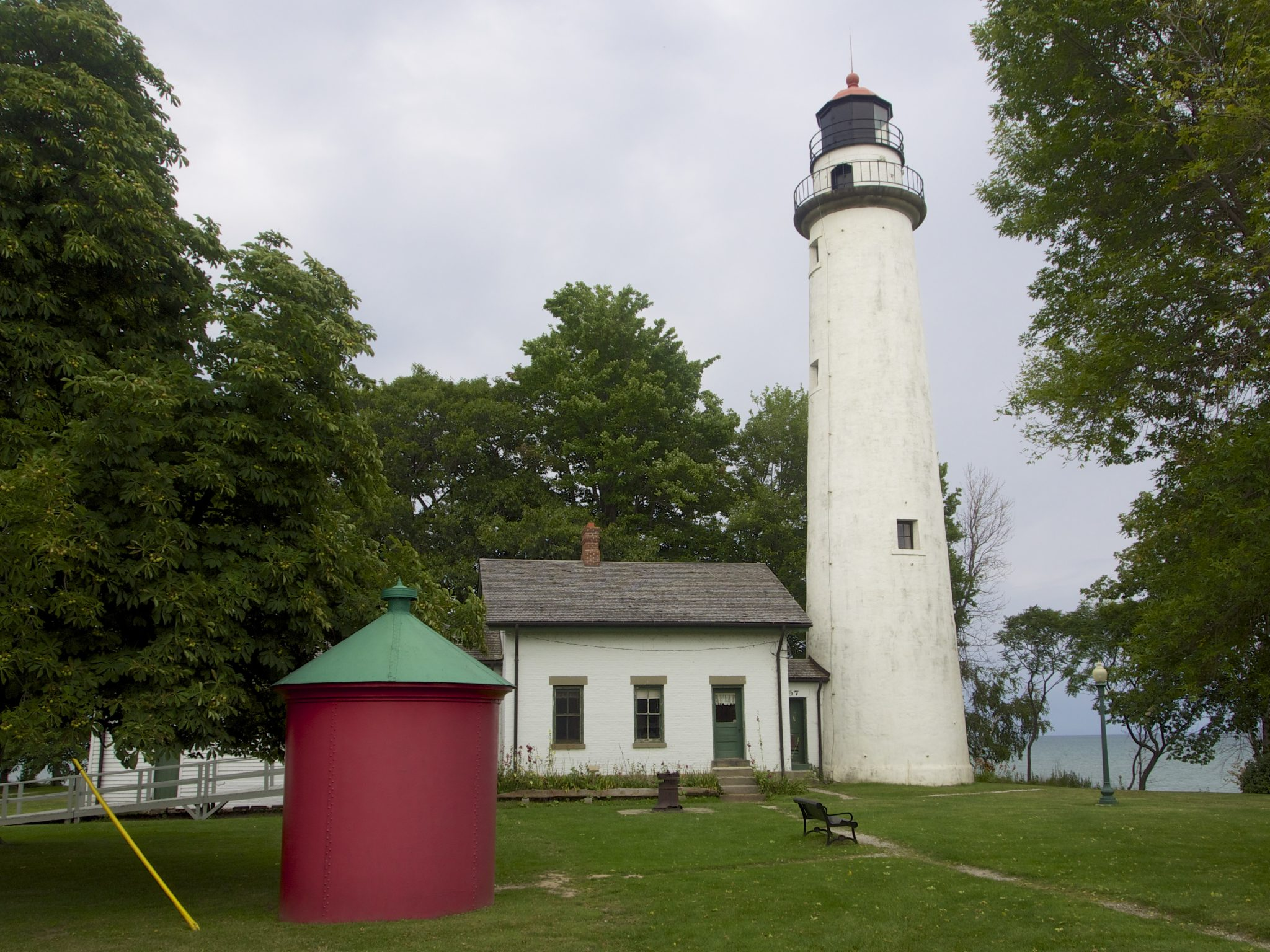 Huron County LIghthouses