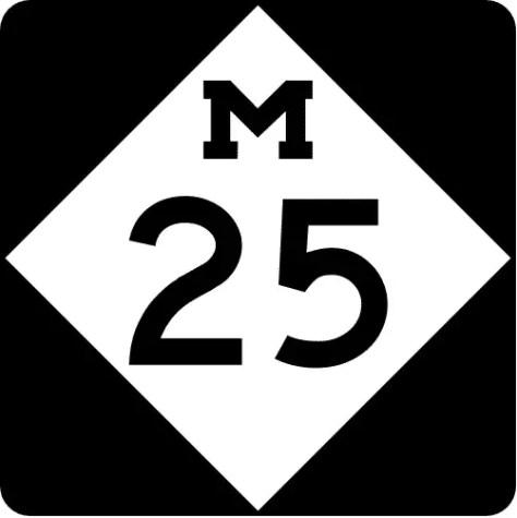 M25_Sign