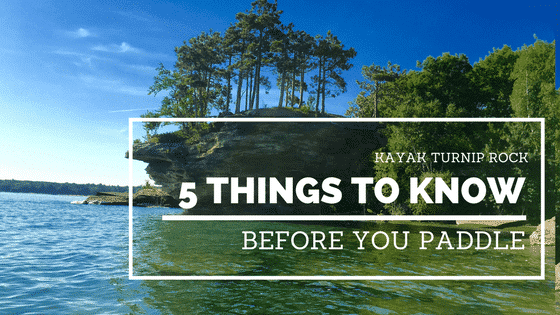 Paddle Turnip Rock - Five Things to Know