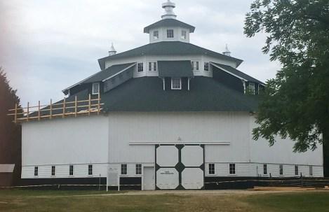 Octagon Barn Gagetown Michigan - Michigan Thumb
