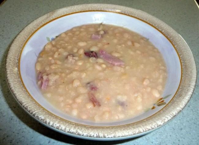 Michigan Food - Senate Bean Soup