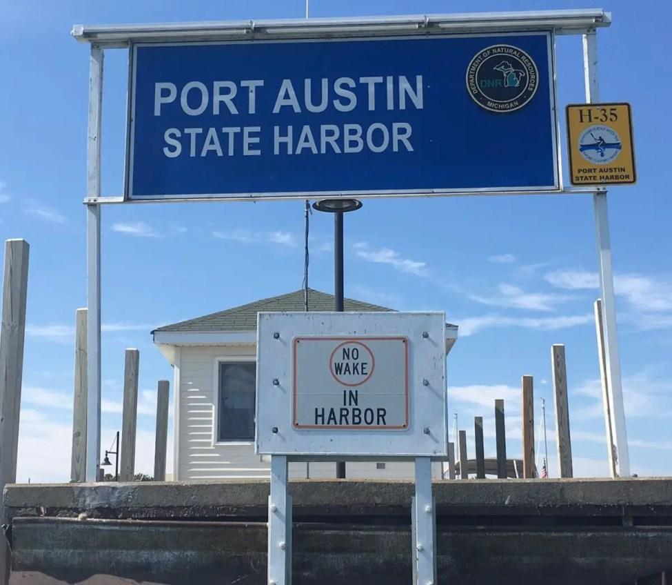 Port Austin State Harbor