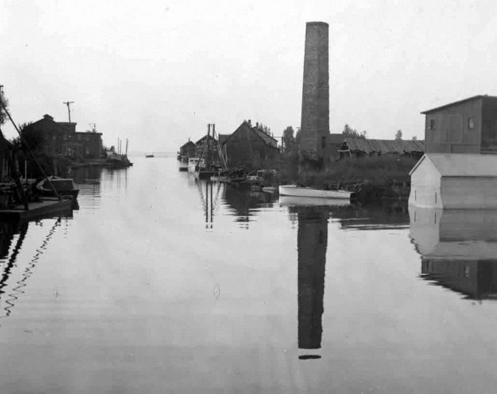 caseville-harbor-1948