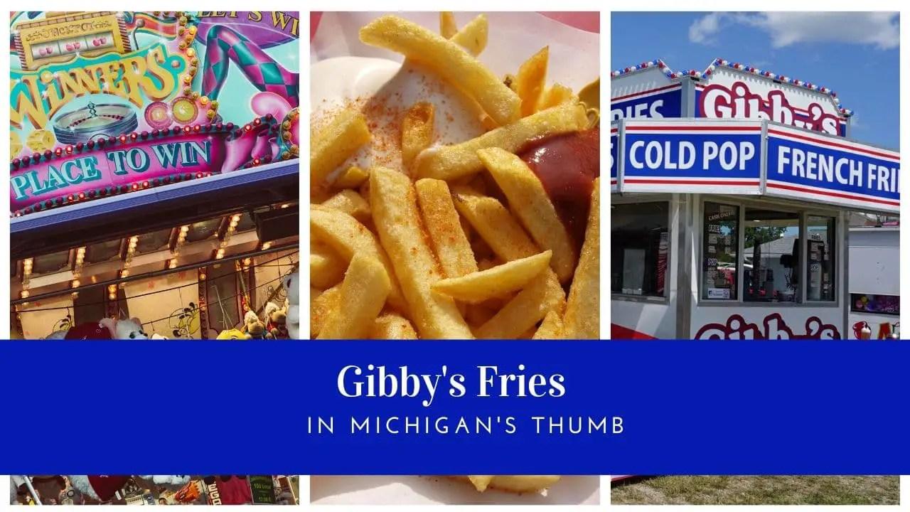 Gibby's Fries