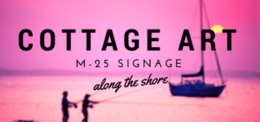 m-25 cottage art signs