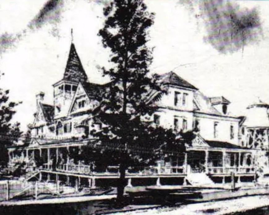 Haunted Michigan - Bay Port Hotel