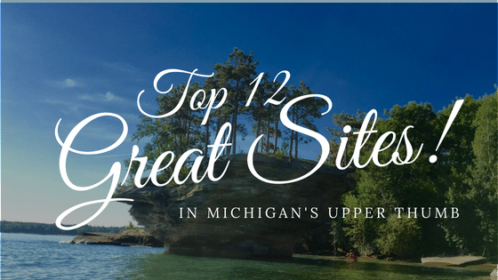 Michigan Thumb Attractions - The List