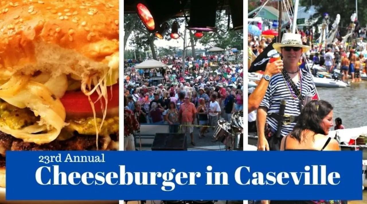 2021 Cheeseburger in Caseville Festival