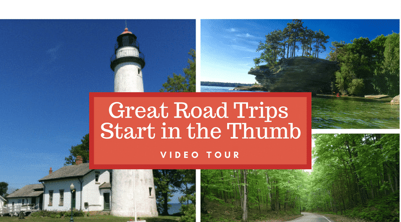 Tour Michigan's Thumb to Getaway From It All