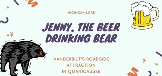 Beer Drinking Bear