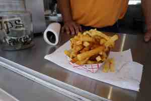 Gibby's French Fries at the Huron Community Fair