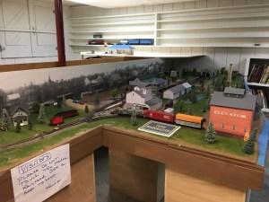 Port Hope Depot Model Railroad
