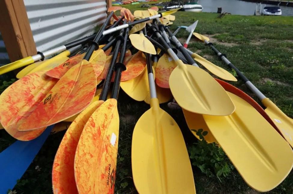 Michigan Kayaking