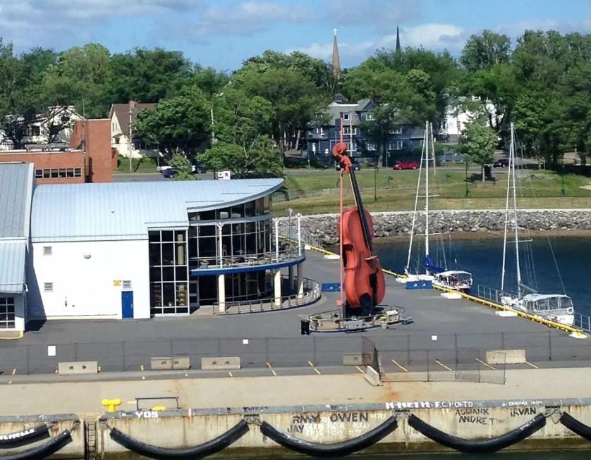 Port of Sydney, Nova Scotia
