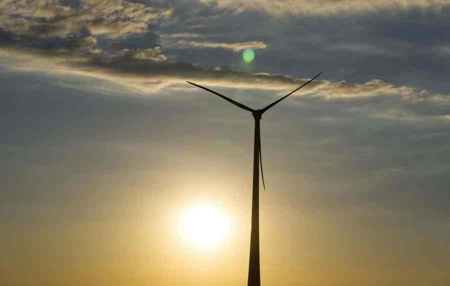 Consumers Energy Wind Farms