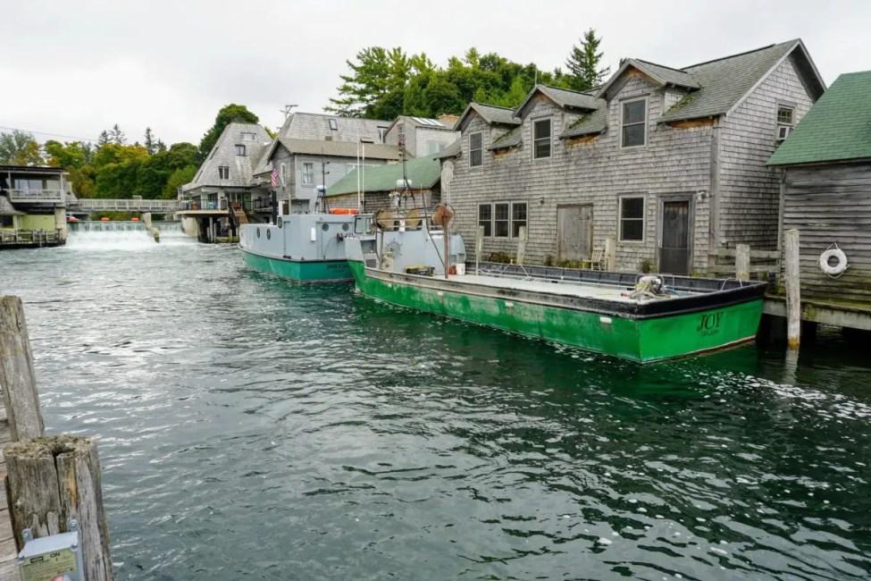 Fishtown Fishing Boats