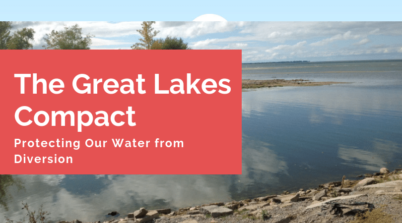 Lame Duck Republican Governors Attempt Make It Easier to Steal Great Lakes Water