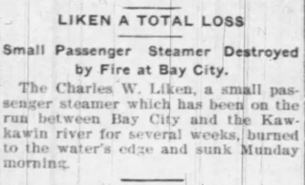 Great Lakes Cruising History