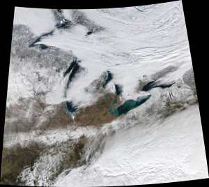 Great Lakes in Winter 2019
