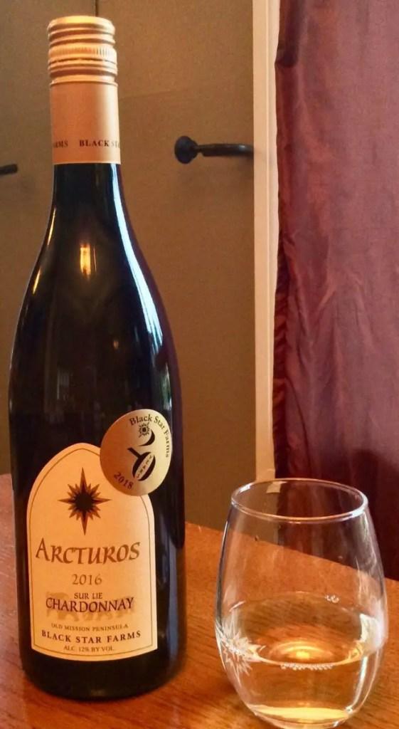 Michigan Wines - Arcturos Chardonnay