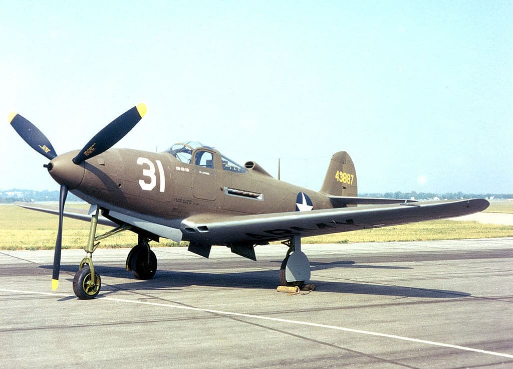 Bell P-39Q Airacobra Michigan Tuskegee Red Tails