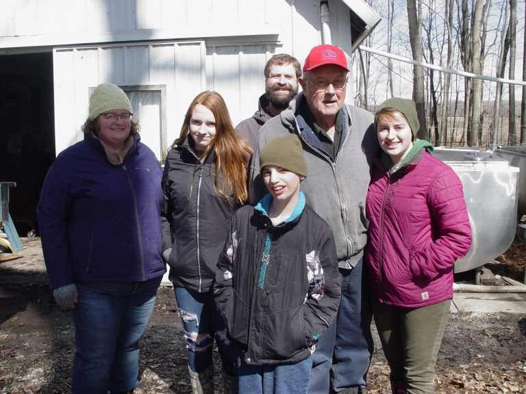 The Battel Family - Michigan Maple Syrup