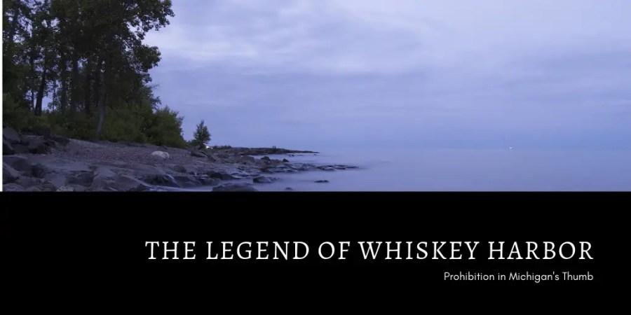 Legend of Whiskey Harbor Cover