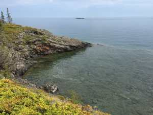 North Scoville Point Near Rock Harbor