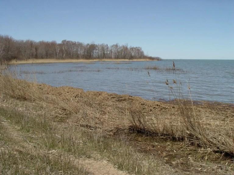 Whiskey Harbor Shore Line - Michigan Tourist Attractions