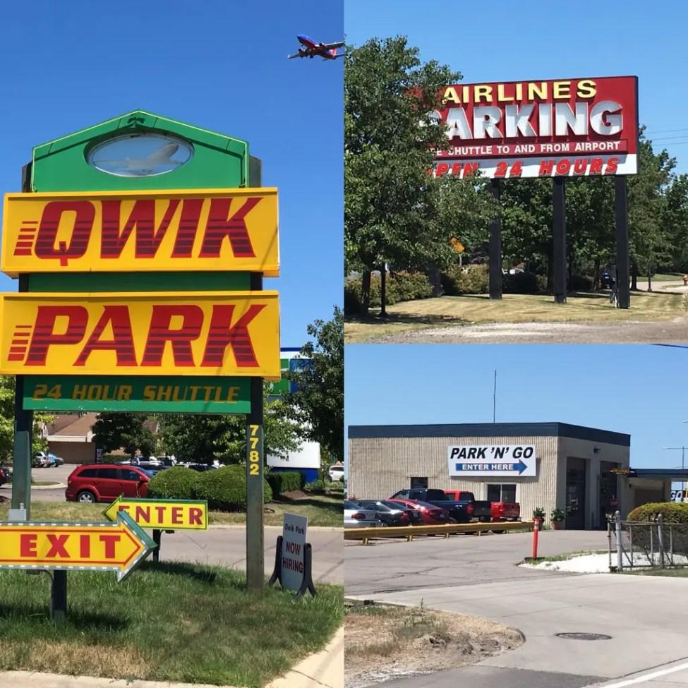 DTW parking