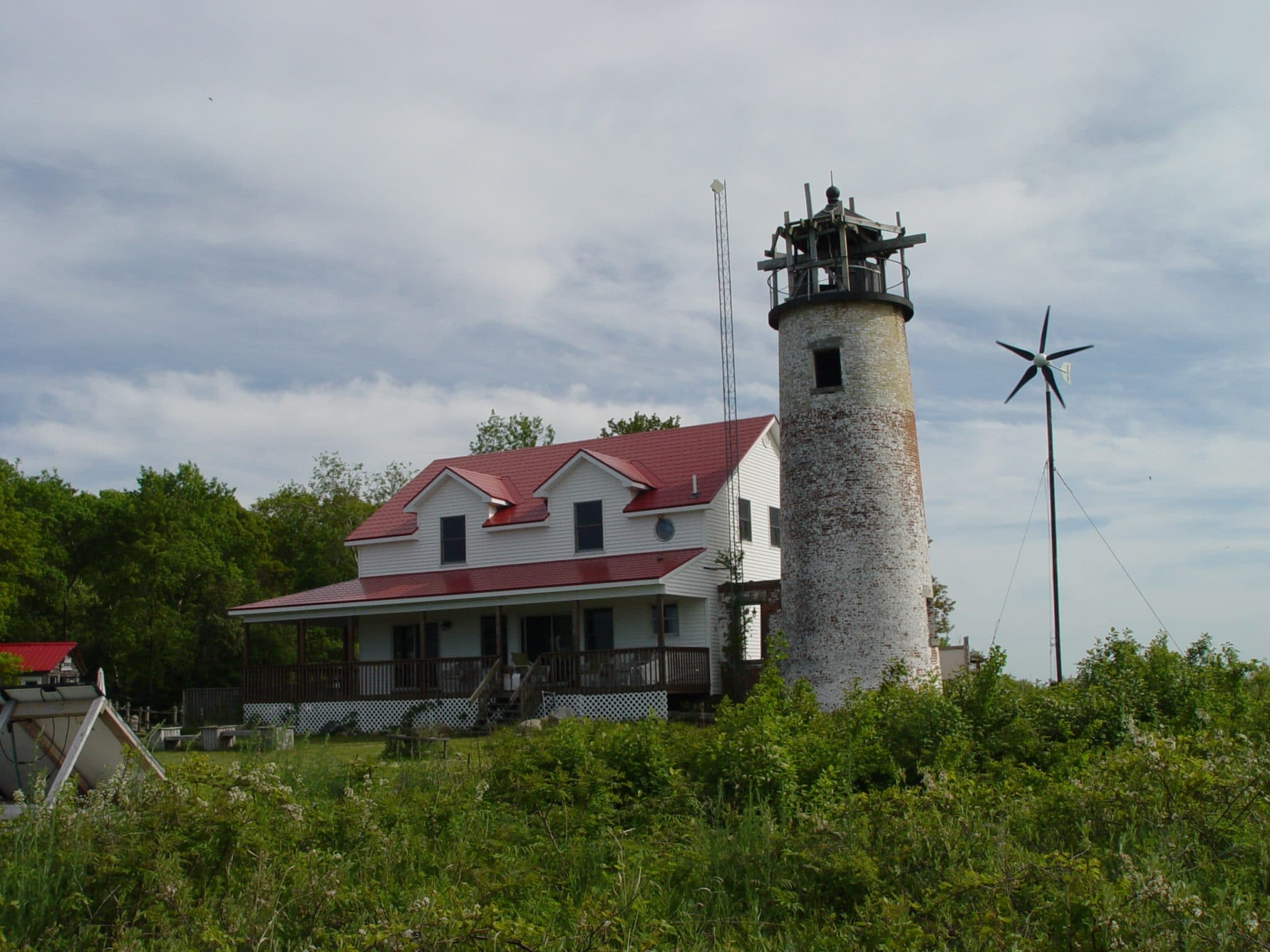 Charity Island Lighthouse