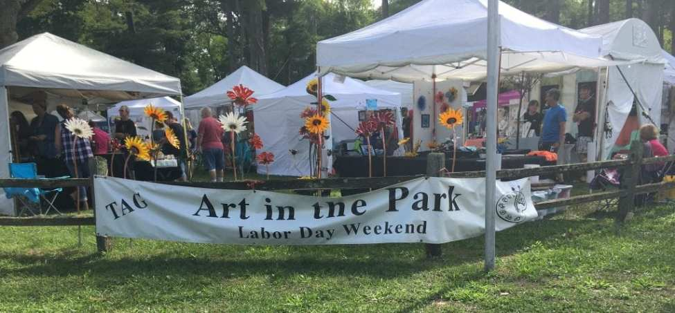 Port Austin Art in the Park