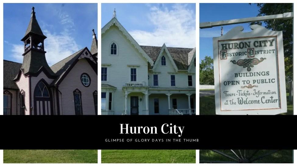 Huron City Cover