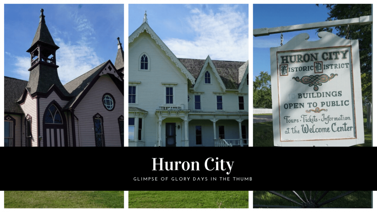 Huron City Cover