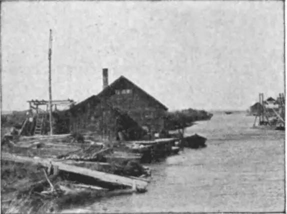 Caseville Sawmill 1930s