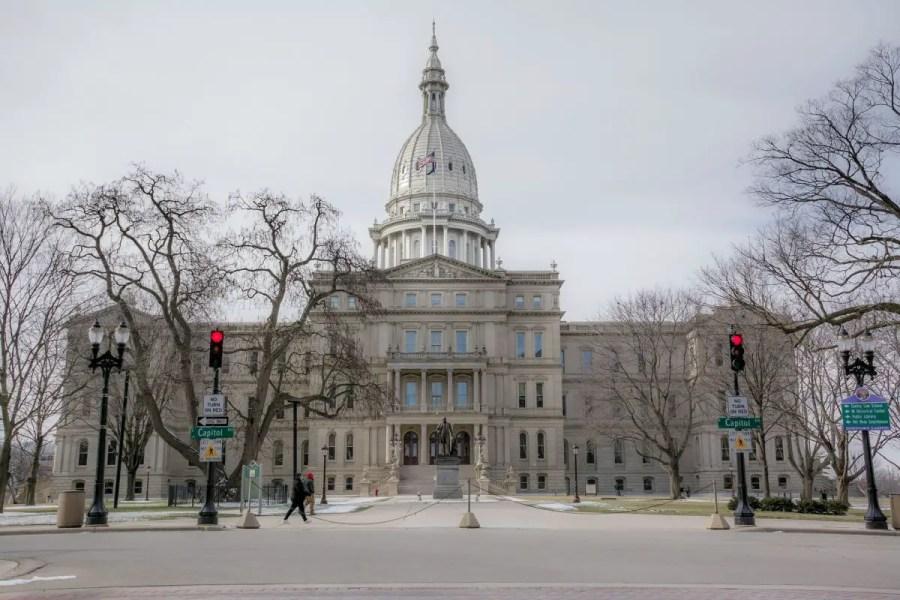 State of Michigan Capital