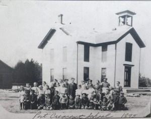 Port Crescent School House