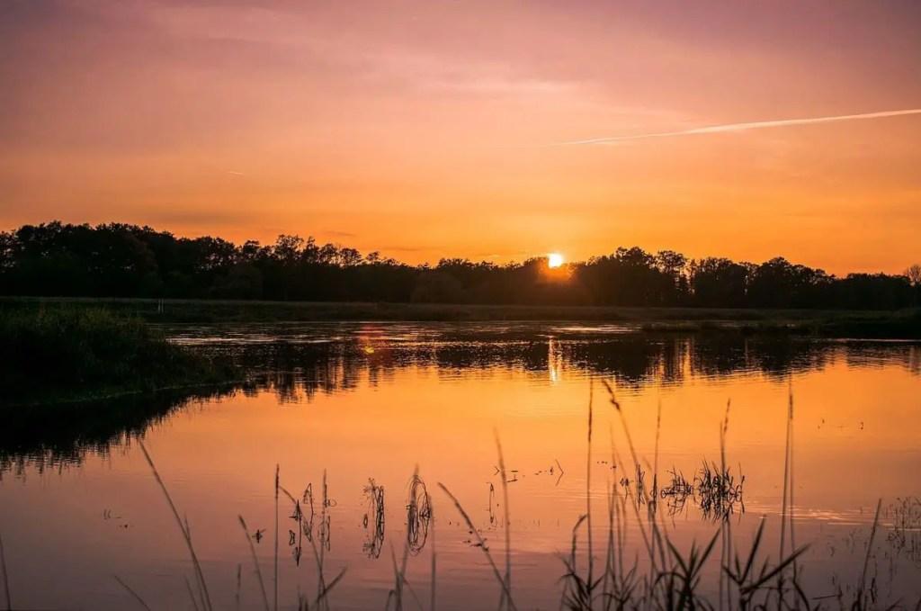 River Scene - Michigan's Scenic Byways