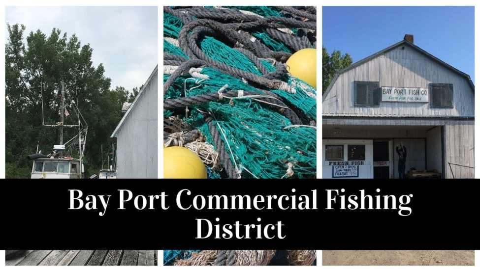 Bay Port Historic Fishing District
