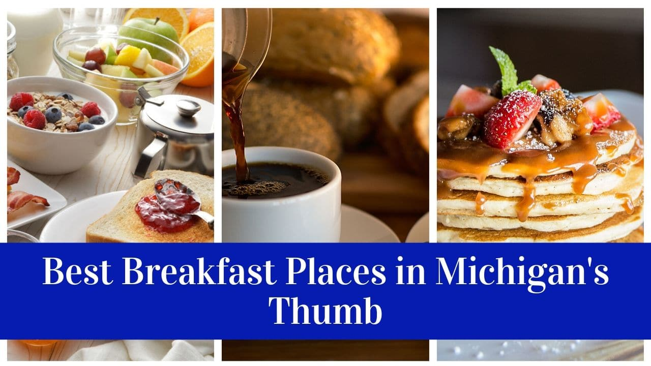 Best Breakfast in Michigan's Thumb