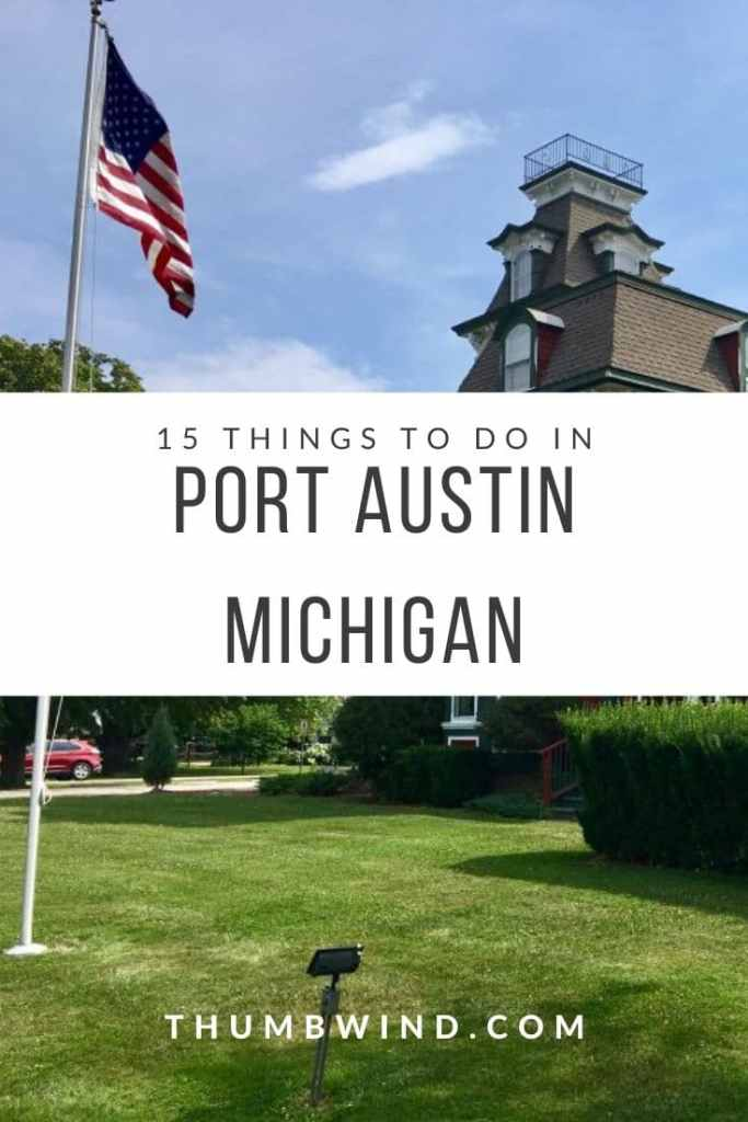 15 Amazing Things to Do In Port Austin Michigan. Port Austin Michigan is the Art and Cultural Center of the region with its galleries, Studio Tour Weekend, Labor Day's Art in the Park, and yearly Porch Concerts. But there is much more to see and do at the tip of the Thumb. #michigan #michiganstate #thingstodoinmichigan #usatravel #usatrip #usaroadtrip #travelusa #ustravel #ustraveldestinations #vacationusa #americatravel