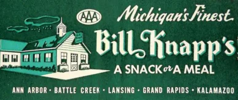 Bankrupt Resturants - Bill Knapps