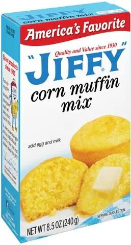 Jiffy Mix Corn Muffin Mix