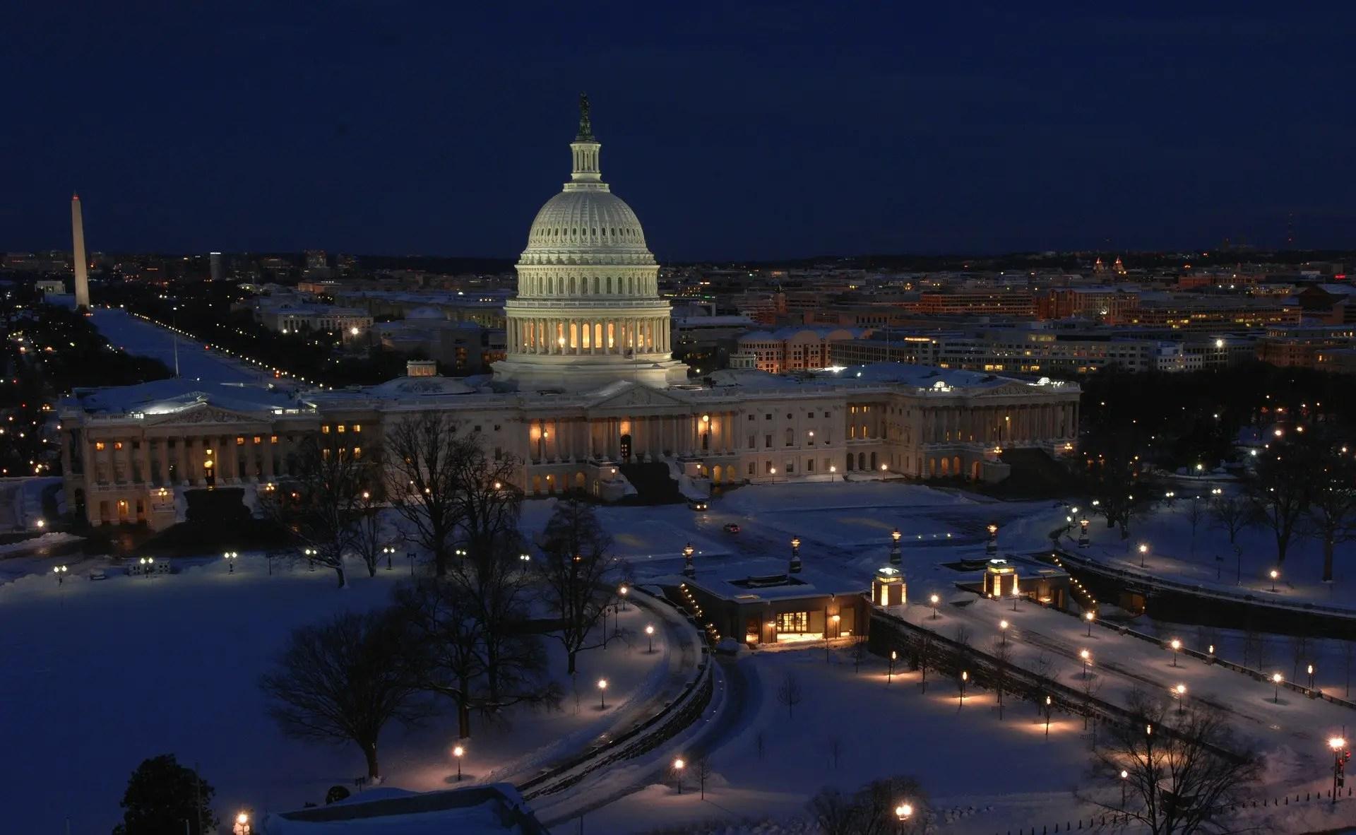 US Capital Washington DC