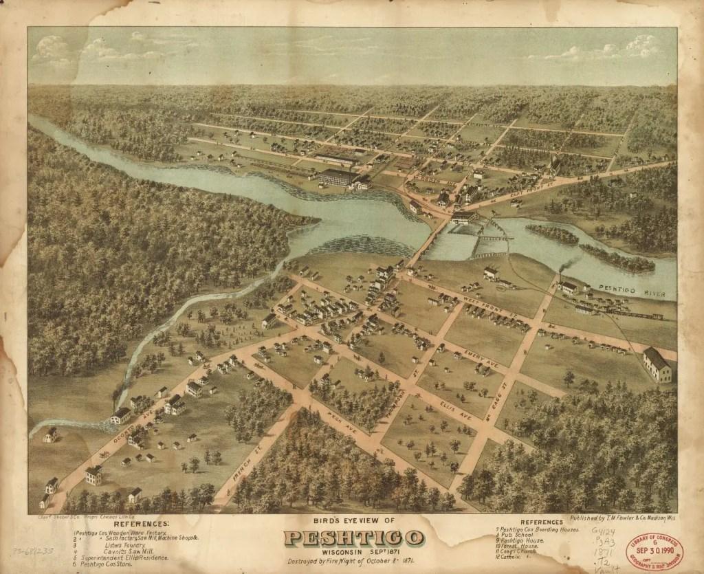 Peshtigo September 1871